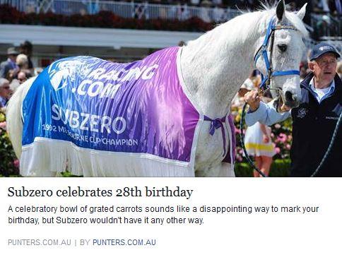 Happy Birthday Subzero